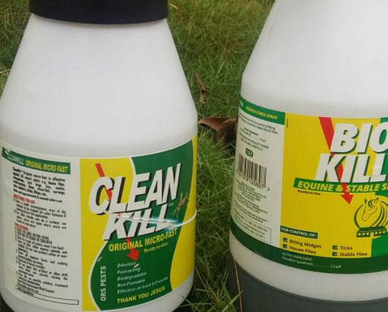 CleanKill Insecticide – Sales and Fogging Services