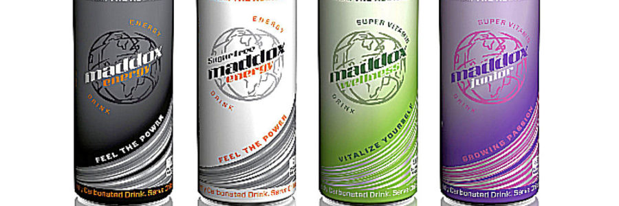 Maddox Energy Drinks