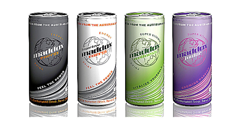 Maddox Energy Drinks ... Davaus Group